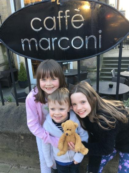 Harrogate Mama, Harrogate Mum, Caffe Marconi