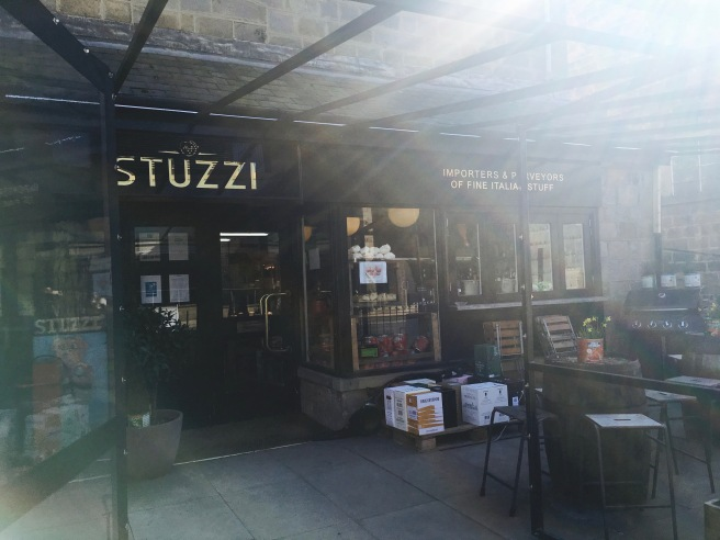 A mama day trip in harrogate the turkish baths and stuzzi for Perfect kitchen menu harrogate