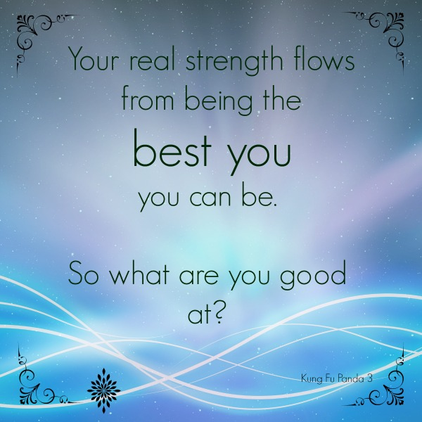 Your real strength flows 2