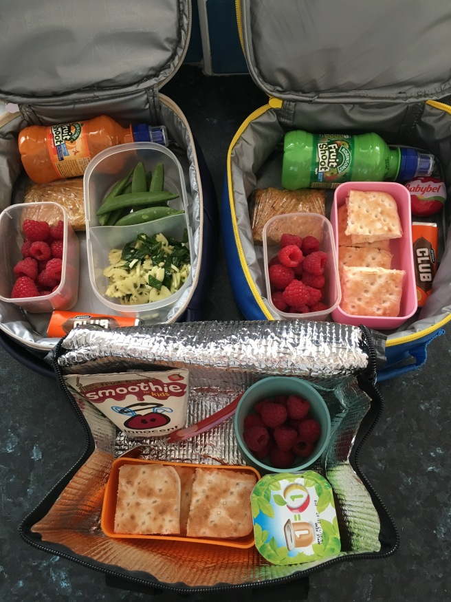 Harrogte Mama, Harrogate Mums, PAcked lunch boxes for kids