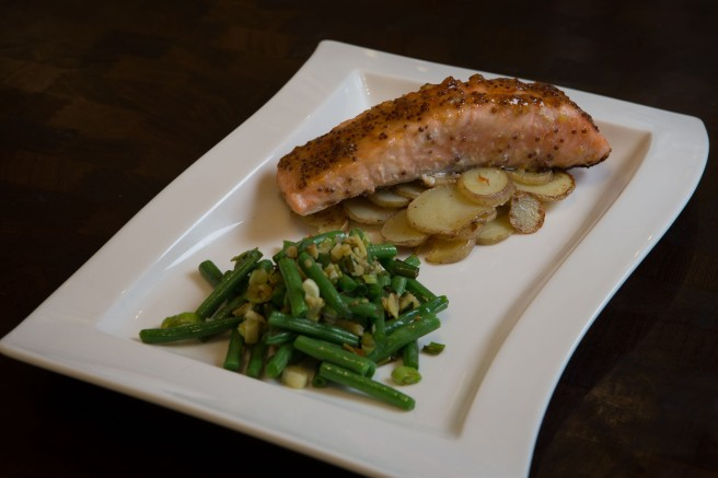 Harrogate Mama Blog, Snap Salmon